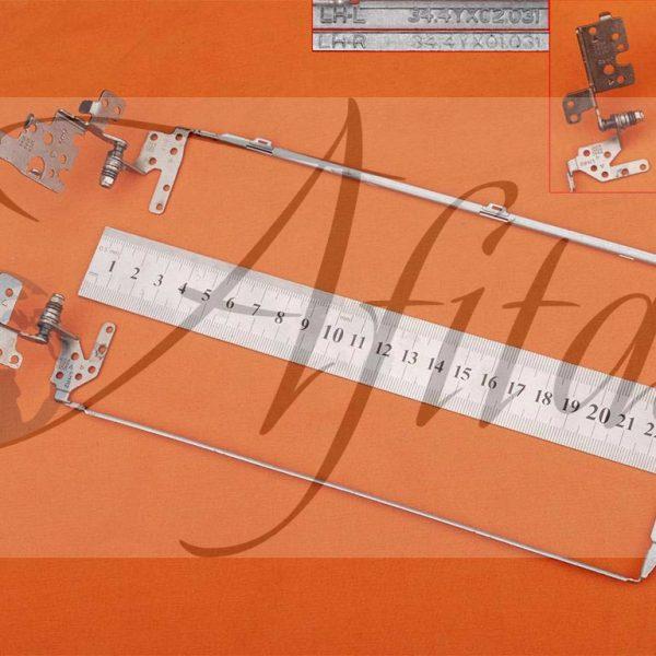 Ekrano vyriai lankstai HP 450 G1 455 G1