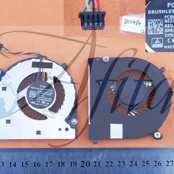 Hp 840 G1 850 G1 740 G1 Zbook 14 aušintuvas