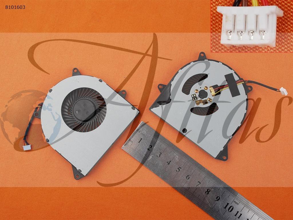 Lenovo 100-14IBD 100-15IBD 110-14AST kompiuterio aušintuvas