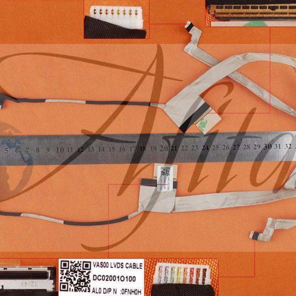 Ekrano kabelis Dell Alienware 17 R1 M17x R5 R6 P18e 17X