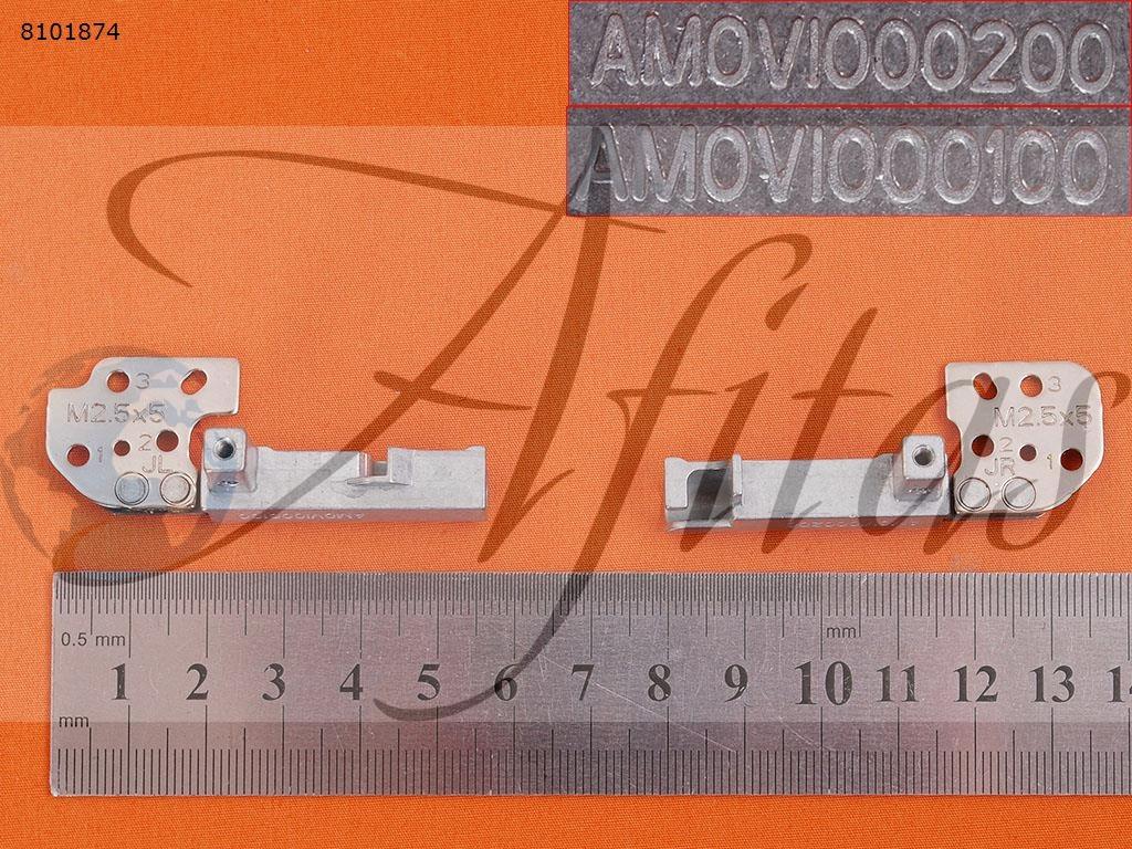 Ekrano vyriai lankstai Dell Latitude E6540