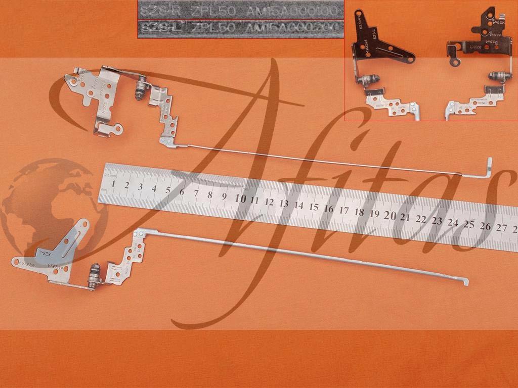 Ekrano vyriai lankstai HP HP 450G2 455G2