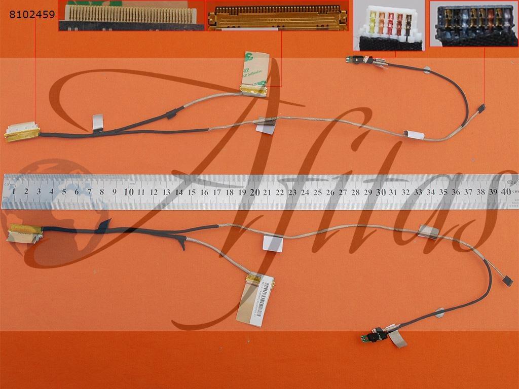 Ekrano kabelis Asus S300 S300ca S300ki S300k S400 S400ca S400c