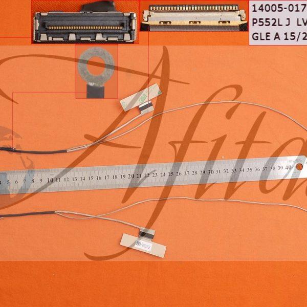 Ekrano kabelis ASUS P552LJ P2520LA P552LA P552SA P552SJ