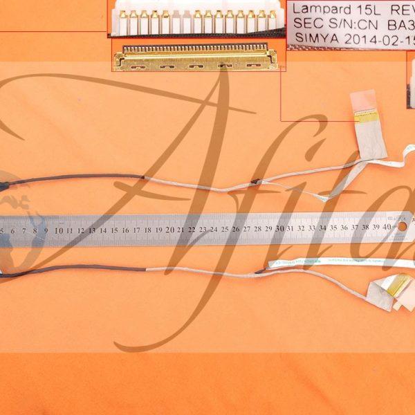 Ekrano kabelis Samsung Np550p5c Np300e5c Np300e5v Np270e5g