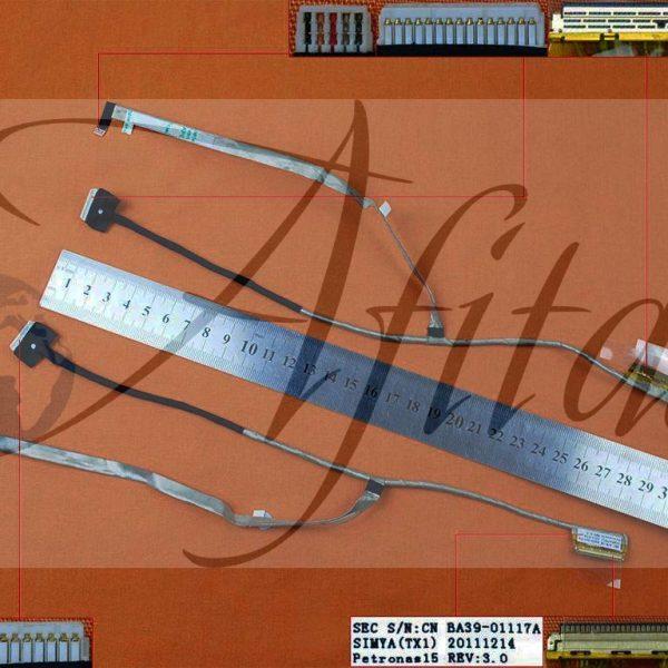 Ekrano kabelis Samsung Np300e5a Np300e5c Np300e5z Np300v5a Np300e4a Np305e4a Np305v4a Np305v5a Np305u1a Np305v3a Np200a4b