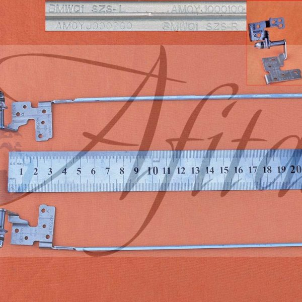 Ekrano vyriai lankstai Lenovo Ideapad 300-14Isk