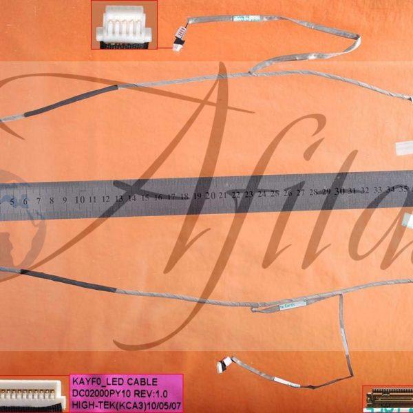 Ekrano kabelis Gateway Nv73 Nv74 Nv78 Nv79