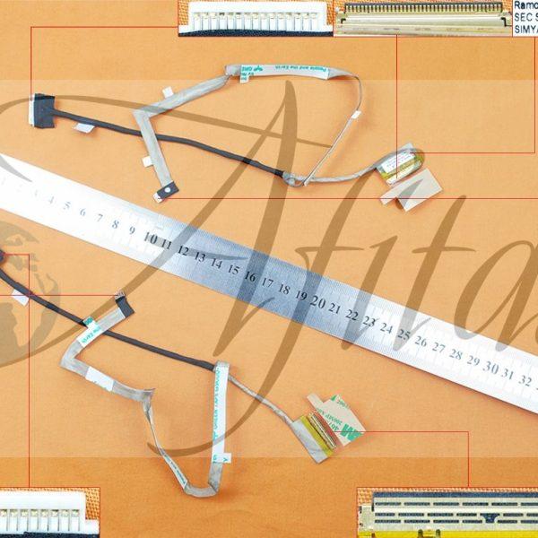 Ekrano kabelis Samsung NP450R4Q NP470R5E NP510R5E NP370 NP370R4V