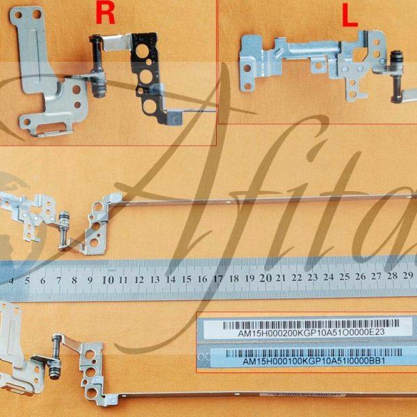 Ekrano vyriai lankstai Toshiba C50-B C50d-B C55d-B C55-B