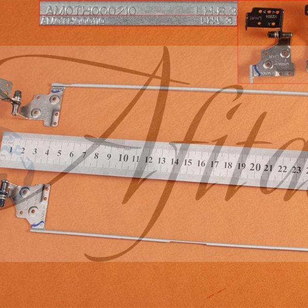 Ekrano vyriai lankstai Lenovo G50 G50-30 G50-45 G50-70 G50-75 Z50 Z50 45 Z50-70