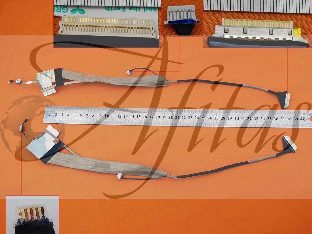 Ekrano kabelis Gateway NV53 NV53 NV54 NV55