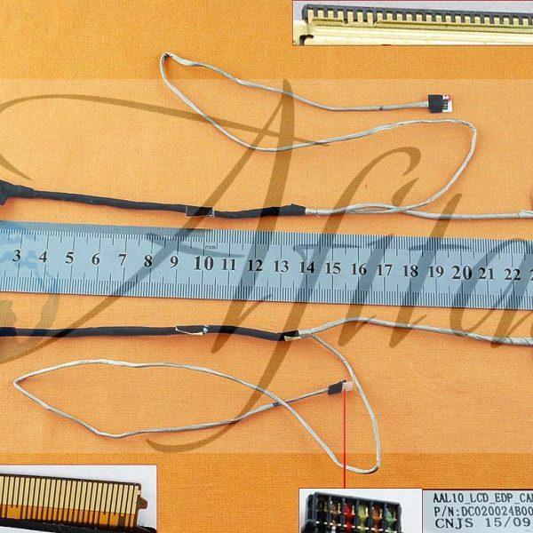 Ekrano kabelis Dell 5452 5455 5459 3458 3459