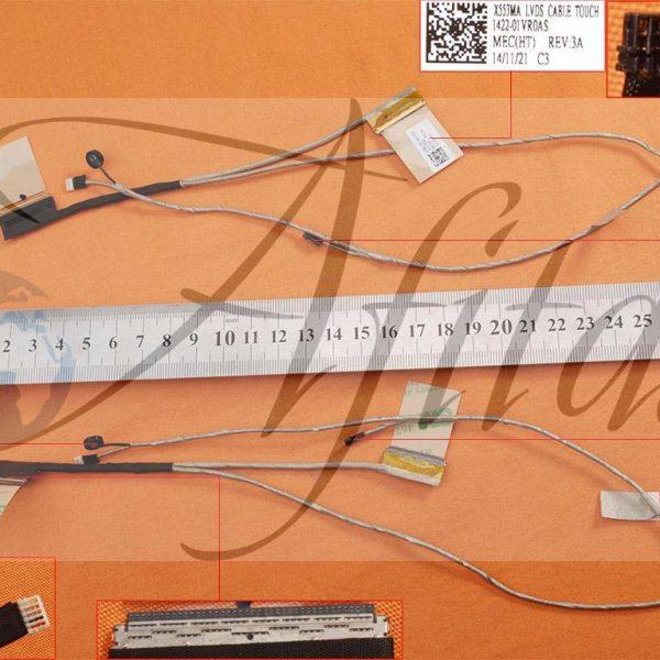 Ekrano kabelis Asus X553MA F553M X553S X553SA X553M