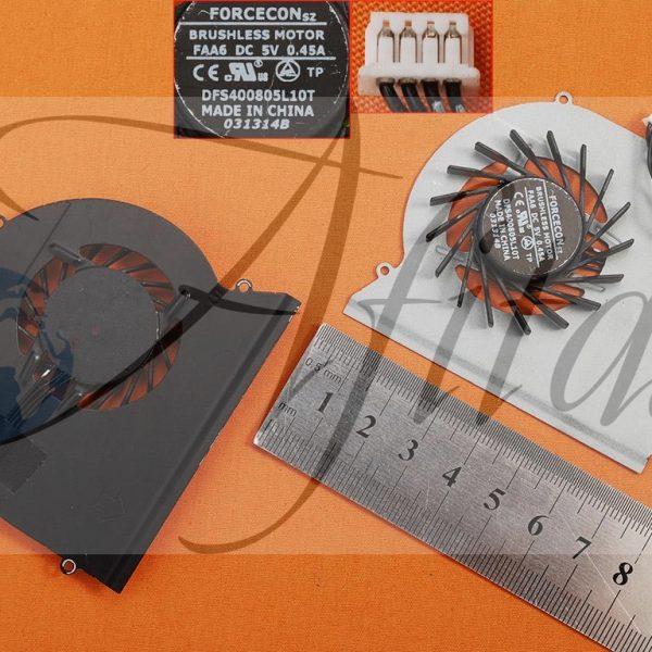 Dell Latitude E6220 kompiuterio aušintuvas
