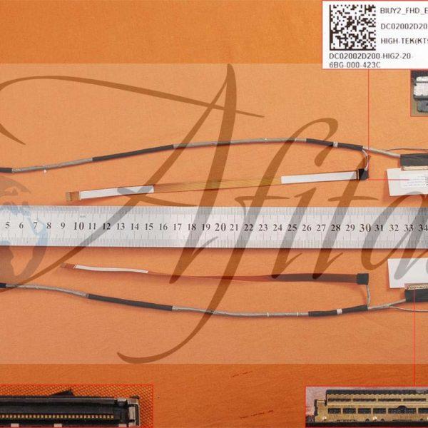 Ekrano kabelis Lenovo Yoga 710 710-14 710-15 710-14Ikb 710-14Isk