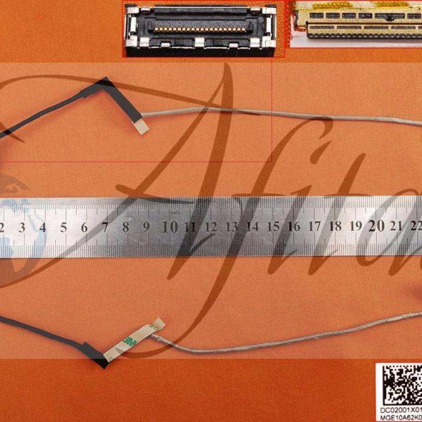Ekrano kabelis Lenovo Ideapad Y700 Y700-15 Y700-17 Y700-15Acz