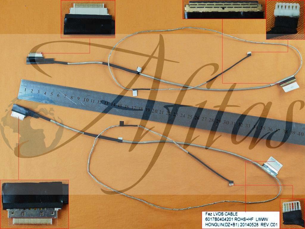 Ekrano kabelis Toshiba Satellite L955d L950 L950d