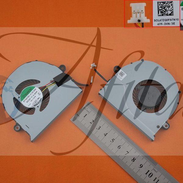 Acer E5-571G E5-571 E5-471G E5-471 V3-572G nesiojamo kompiuterio procesoriaus ausintuvas Ef75070s1-C120-G99