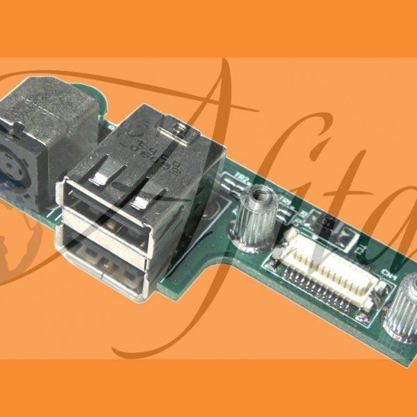 Įkrovimo USB plokštė DELL Inspiron 1526 1525