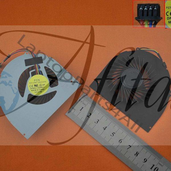 Dell Latitude E6540 nesiojamo kompiuterio ausintuvas Dfs501105pr0t