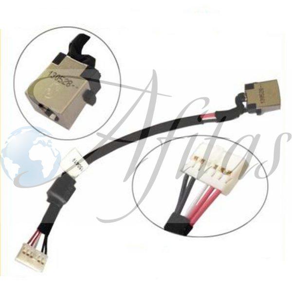 Įkrovimo lizdas su laidu Acer Aspire 5534