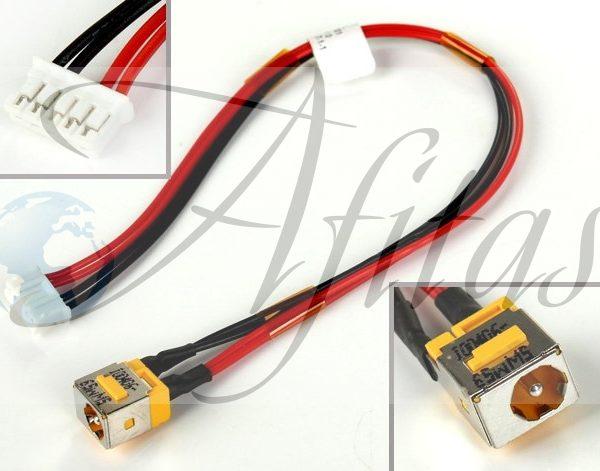 Įkrovimo lizdas su laidu Acer Aspire 6530 6930