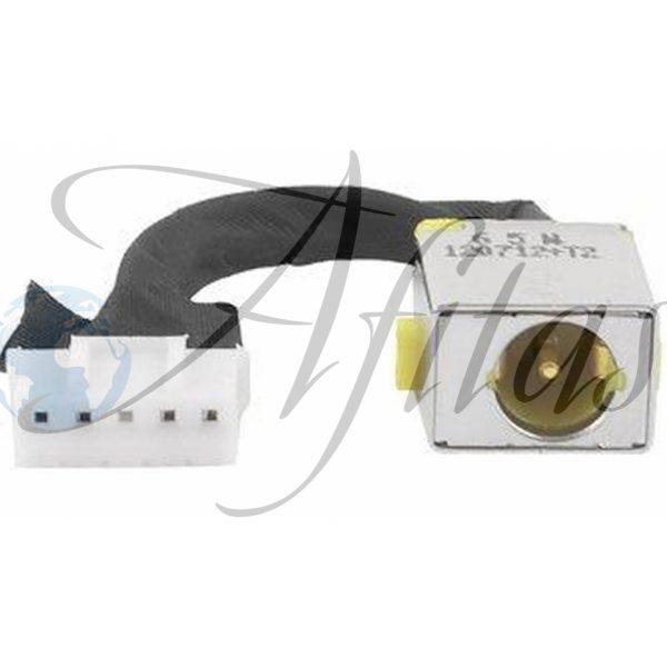 Įkrovimo lizdas su laidu Acer Aspire 7741