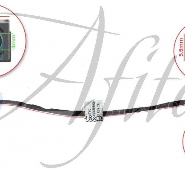 Įkrovimo lizdas su laidu Dell Inspiron 14R N4110