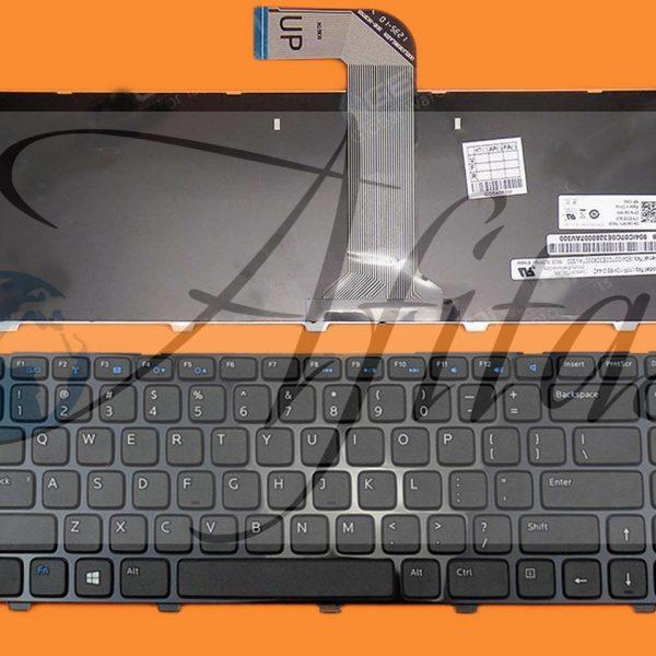 Klaviatūra Dell N4050 M4040 M4050 N311Z