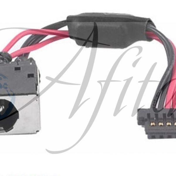 Įkrovimo lizdas su laidu Acer Aspire One 532H D255