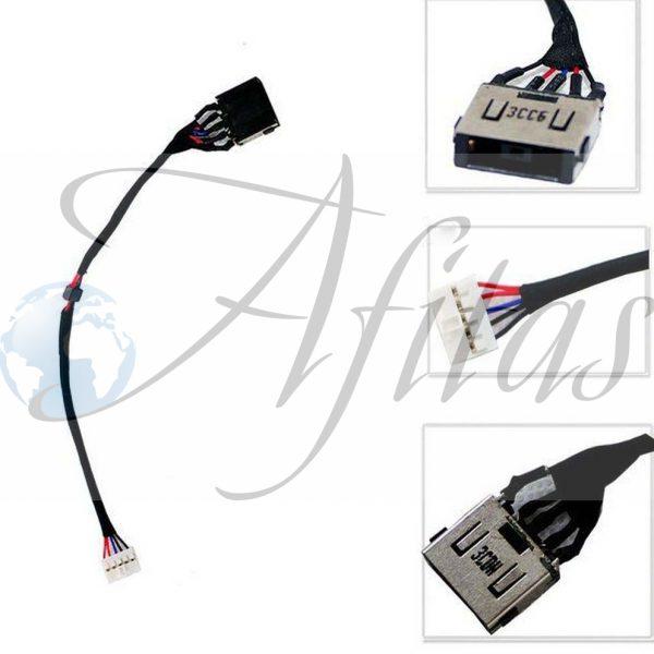 Įkrovimo lizdas su laidu Lenovo IdeaPad G40-30 G40-45 G40-70 G40-80 G50-30